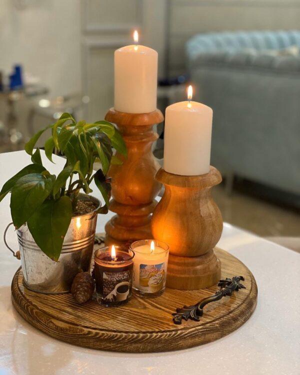 شمع لیوانی عطری ایمپریال